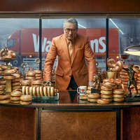 Robert De Niro explains why he appeared in ad for Warburtons
