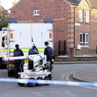 Firearm and ammunition found in north Belfast security alert