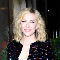 Cate Blanchett steps out with stars at the Women Of The Year Awards