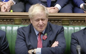 Election date as good as set as MPs support Johnson's bill by majority of 418