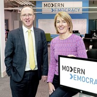 Derry software firm in poll position in Britain