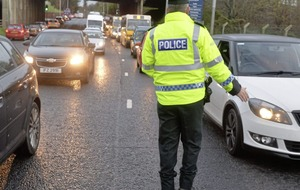 Number of motoring offences in Northern Ireland drops by more than 30,000