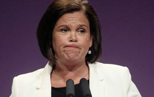 BBC to block Mary Lou McDonald's ard fheis speech