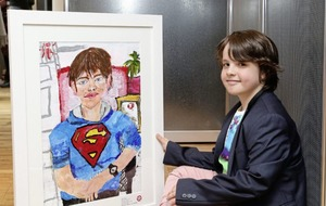 Winners of Texaco Children's Art Competition to be displayed at Belfast's Ulster Museum