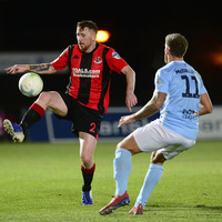 Billy Joe Burns hails Crusaders' progress as they host Institute
