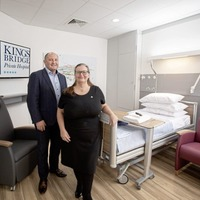 Kingsbridge opens doors to new state-of-the-art £1m ward