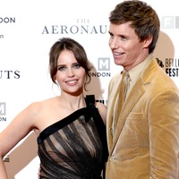 Felicity Jones: I thought I'd broken my back in hot air balloon crash