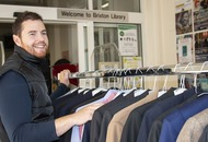 New library scheme to lend smart clothes to jobseekers for interviews