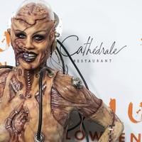 Heidi Klum explains her bizarre Halloween costume