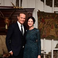 Outlander actor Sam Heughan praises fans as the 'world's hardiest'