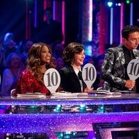 Sixth celebrity sambas off Strictly dancefloor