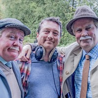 Still Game stars 'chuffed to bits' over Outstanding Contribution award