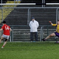 Delighted Derrygonnelly boss Brendan Rasdale has sympathy for Trillick over penalty exit