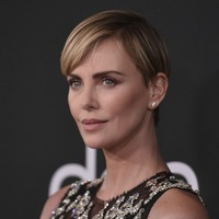Actress Charlize Theron discusses gender-neutral award categories