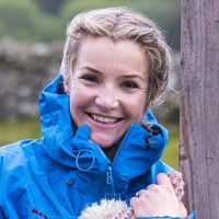 TV presenter Helen Skelton on wanting her young boys to be 'feral'