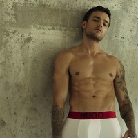 Liam Payne strips off for new Hugo Boss campaign