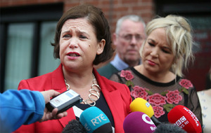 Sinn Féin will not contest election in three seats