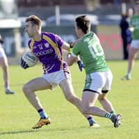 Conall Jones revels in Derrygonnelly penalty joy against Trillick