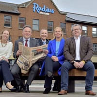 Radius Housing secures investment of £105m to fund social housing development