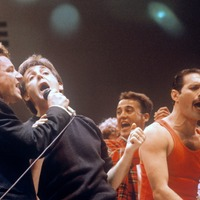 Live Aid tops list of gigs Brits most wish they had seen live