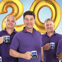 Nick Knowles on DIY SOS's Bafta Special Award: It's a really big deal