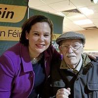 Veteran republican Dickie Glenholmes dies after lengthy illness