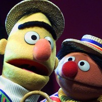 Sunny day, everything's A-OK as Sesame Street turns 50