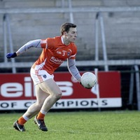 Charlie Vernon has high hopes for full strength Armagh side next season