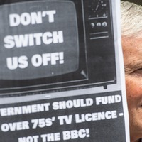 Over-75s TV licence burden 'should not have been handed to BBC by Government'