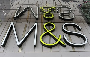 Marks & Spencer hit by plunging clothing and home sales in first half