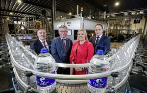 Lurgan drinks firm Classic pumps in cash to double production capacity