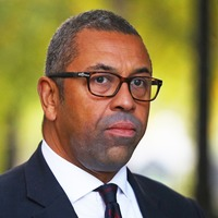 Kay Burley 'empty chairs' James Cleverly after Tory chairman's no-show