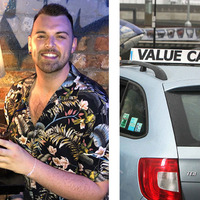 Thank you to a 'stubborn and sassy' Value Cabs taxi driver