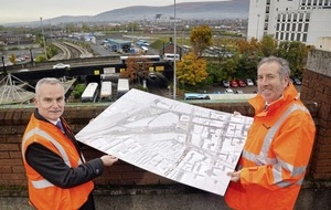 Appointment of construction firm Graham marks start of journey to Belfast Transport Hub