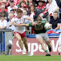 Tyrone didn't 'revert to type' insists Conor Meyler