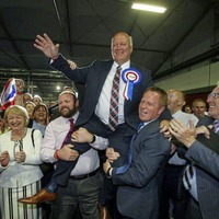 Speculation over who will replace David Simpson after DUP MP stands down following affair