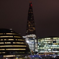 In video: The Shard goes dark to host stargazing event