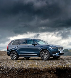 Volvo XC90: Still best
