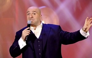 Anne Hailes: Comedian Omid Djalili one man show about Bahá'í Faith enthralling