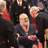Charles hails choreographer Robert Cohan 'great example' for still working at 94