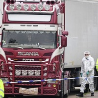 Lorry driver Christopher Kennedy faces court over Essex container deaths 'human trafficking plot'