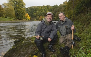 Something fishy! Bob Mortimer and Paul Whitehouse are back