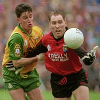 Mickey Linden, Ross Carr and Paul Higgins return to Down jersey for Masters game with Donegal in aid of PIPS