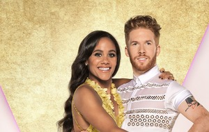 Alex Scott pays tribute to Neil Jones as Strictly injury doubts linger