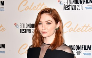 Eleanor Tomlinson explains why she didn't land a part in Peaky Blinders