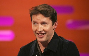 James Blunt reveals secret behind sounding like 'a very talented girl'