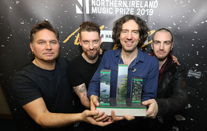 Snow Patrol pick up Oh Yeah Legend award