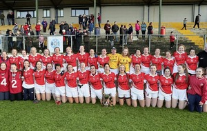 Donaghmoyne face defending champions Mourneabbey in All-Ireland ladies football semi-final