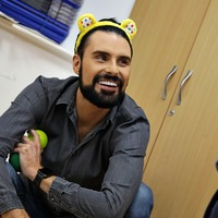 Rylan Clark-Neal says charity visit will motivate him during karaoke challenge