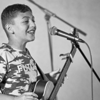 Teenage kicks: Co Down 14-year-old Conor Marcus has sights on a musical future